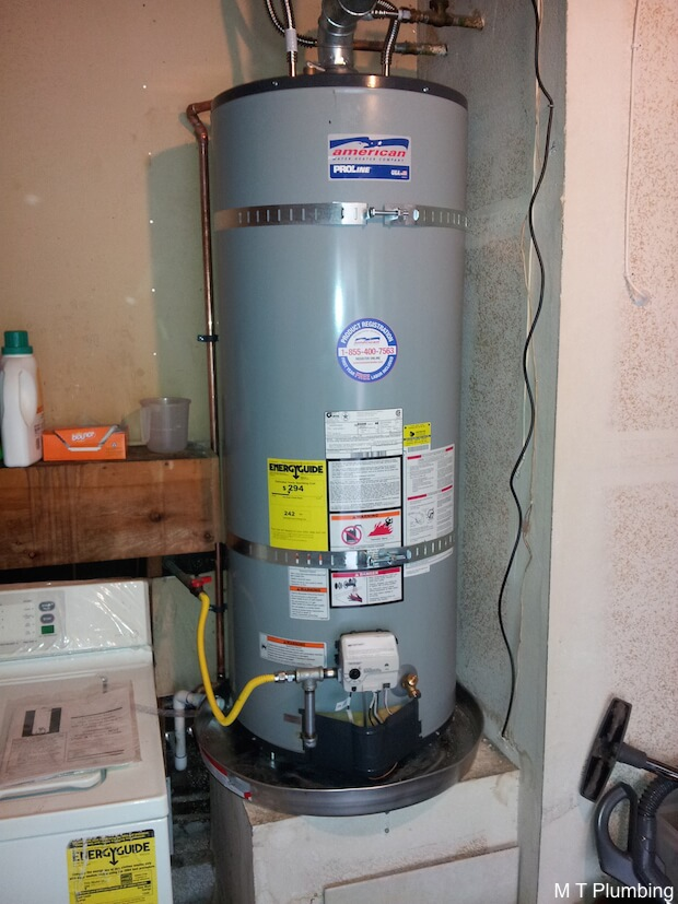How To Install A Hot Water Heater Water Heater Cost