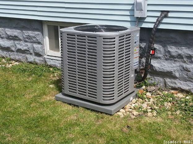 Replacing and Fixing HVAC