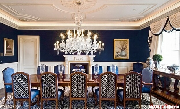 Beyonce's Dining Room