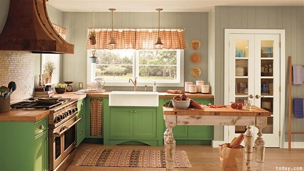 Greenery Kitchen