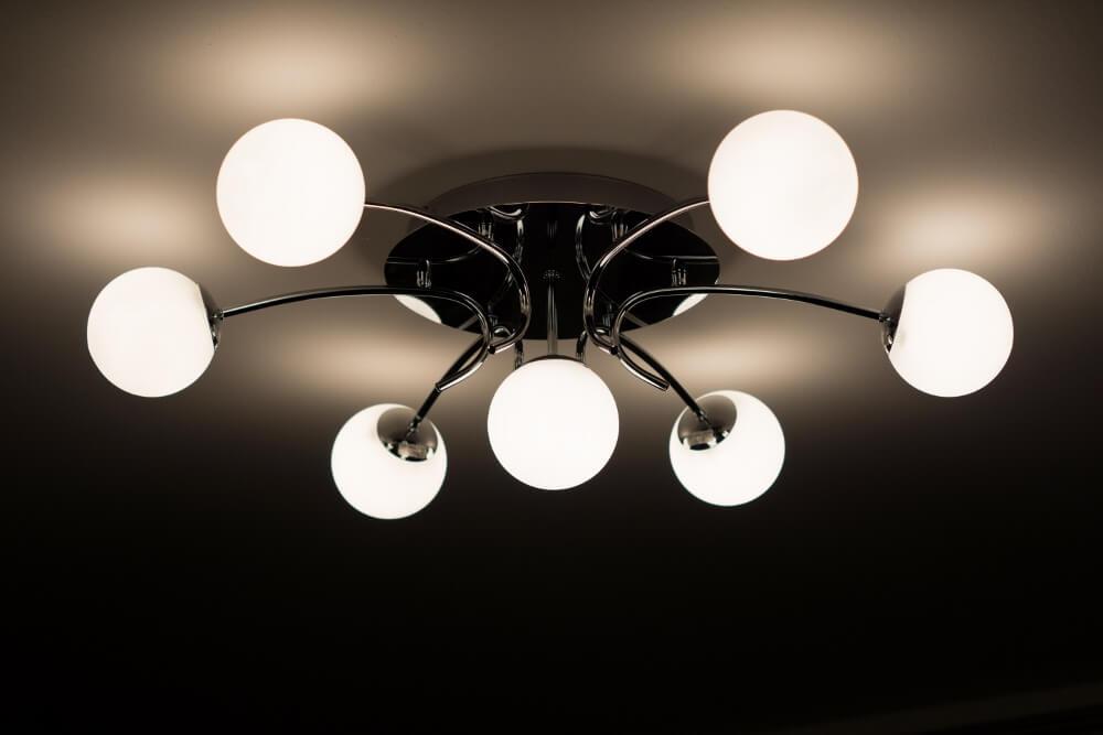 Install A Light Fixture