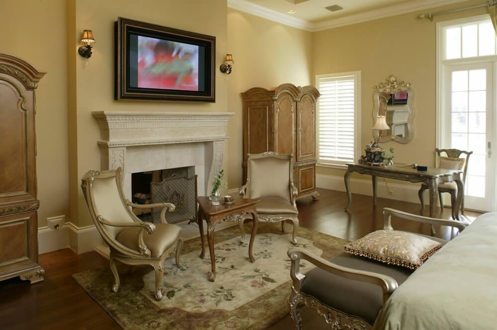 Living room Trim