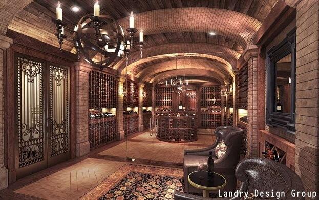 Mark Wahlberg's Wine Cellar