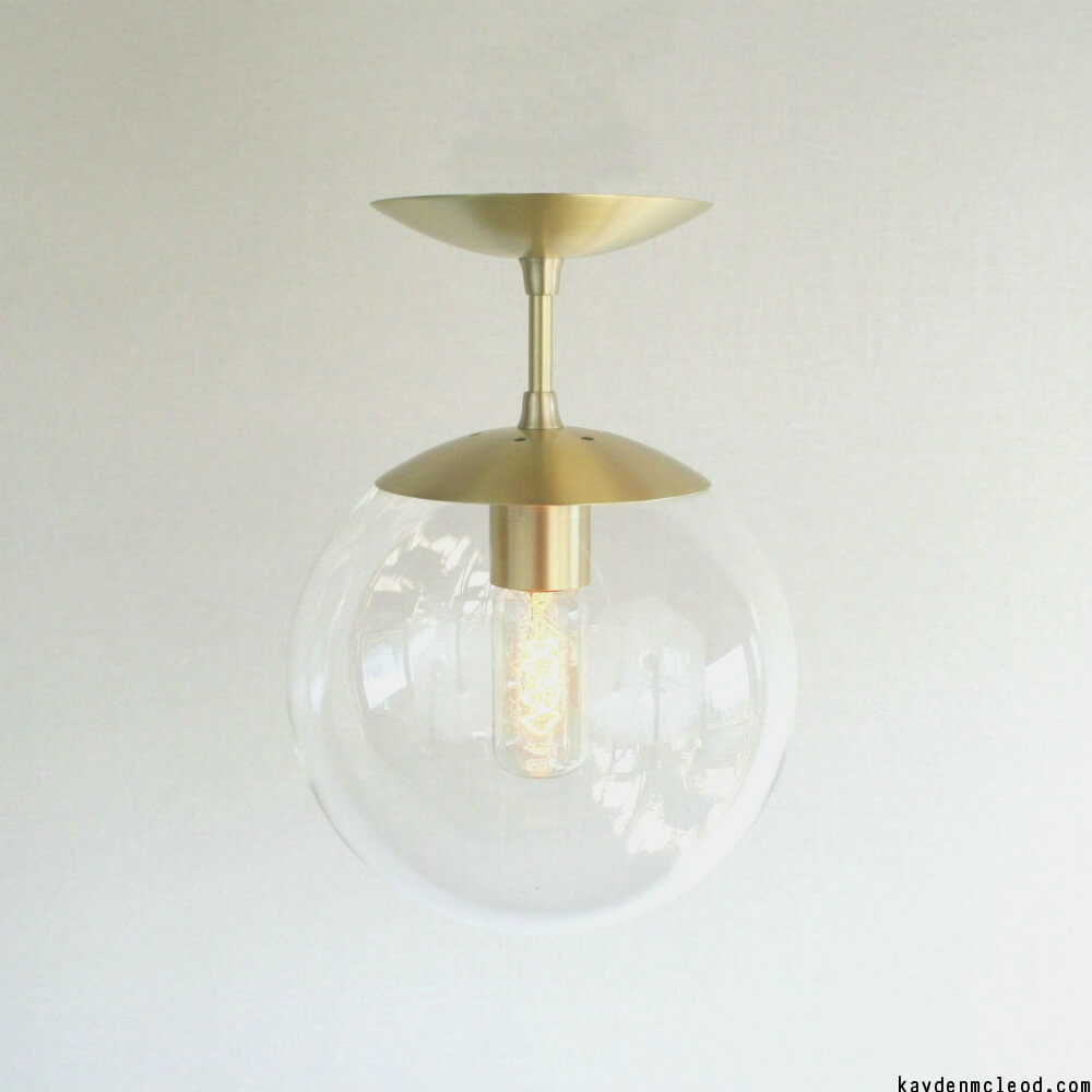 Midcentury modern home d cor midcentury modern furniture for Mid century modern pendant light fixtures