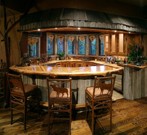 Rustic Kitchen Floor Plans: 8 Ways To Design Your Home With A Rustic Theme