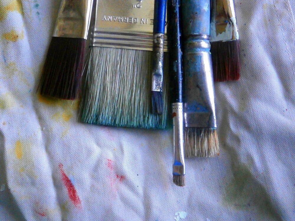 Trim Paint Materials