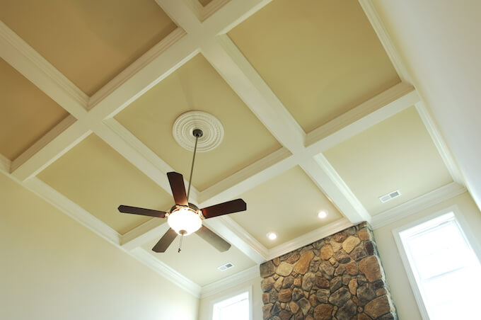 2017 Cost Of Coffered Ceilings What Is A Coffered Ceiling