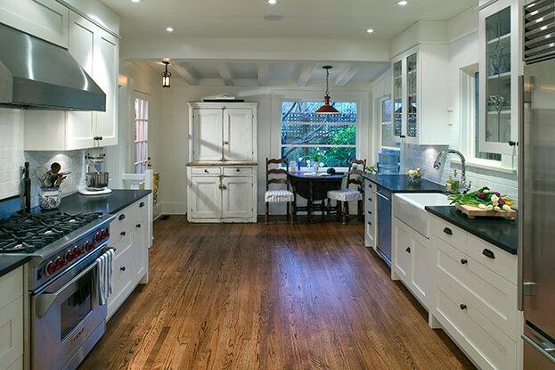 6 kitchen storage trends – freestanding pantry cabinet