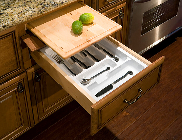 9 Secret Places That Can Add Storage To Your Small Kitchen