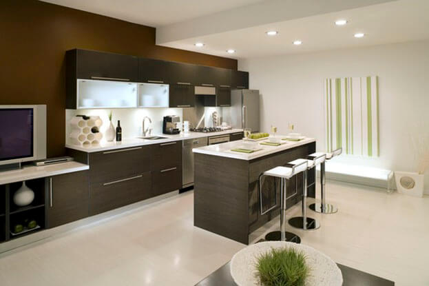 11 Small Kitchen Ideas That Make A Big Difference – Colors for Small Kitchens