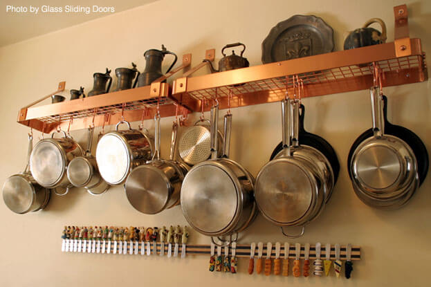 Small Kitchens Rack