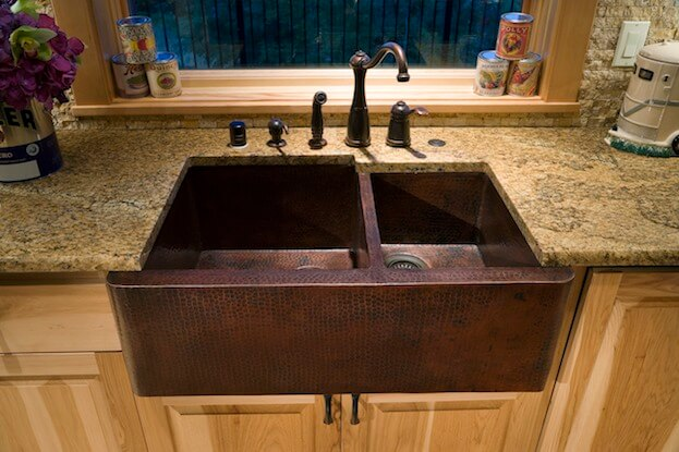 Kitchen remodeling trends for 2015 16 for New trends in kitchen sinks