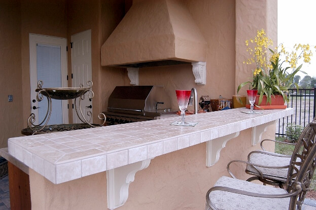 Enjoy Your Outdoor Kitchen