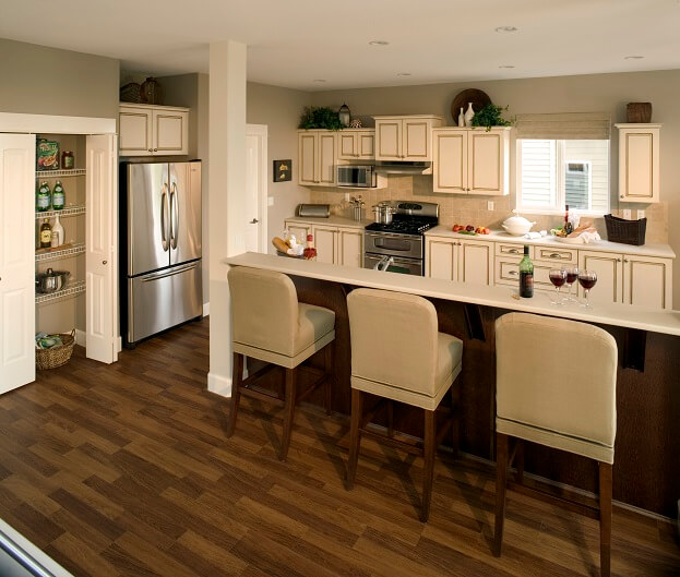 New Kitchen Flooring Trends: 2016 Kitchen Remodeling Trends