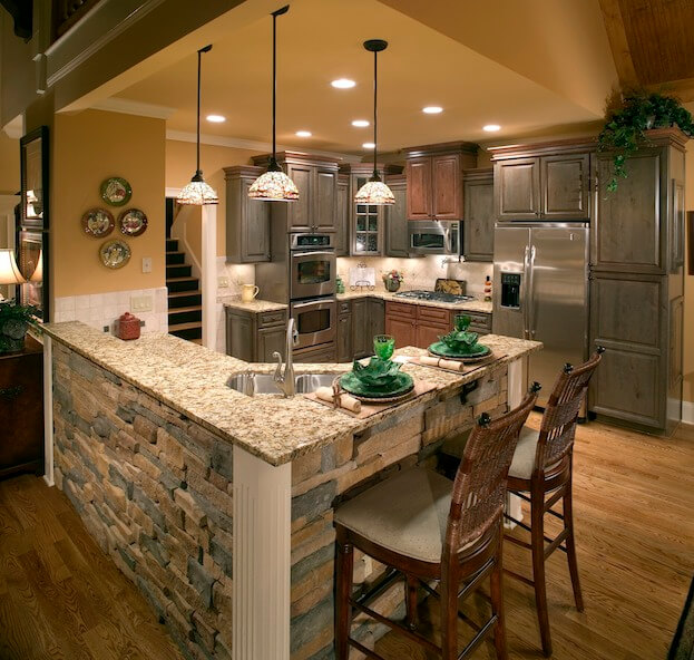 New Kitchen Designs 2016 kitchen remodeling trends for 2015-16 – espresso finishes
