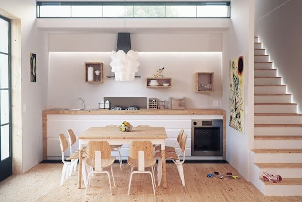 Small Kitchen Design Kitchen Design Ideas Minimalism