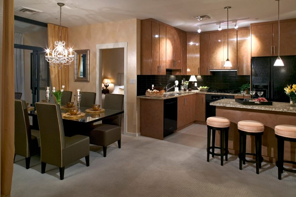 Functional kitchen design 7 kitchen design ideas for Kitchen work triangle