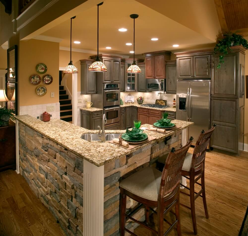 Functional Kitchen Design Ideas ~ Functional kitchen design ideas
