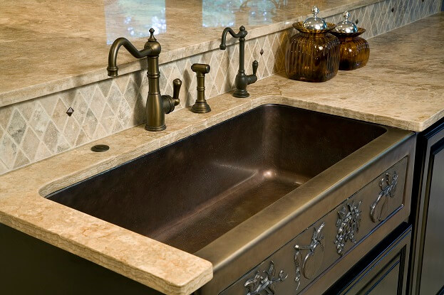 Replace Old Sink