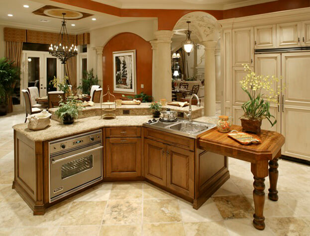 the 5 most popular granite colors for your kitchen countertops. Black Bedroom Furniture Sets. Home Design Ideas
