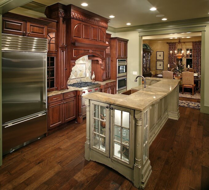 Kitchen Cabinets Cost: How To Build Kitchen Cabinets