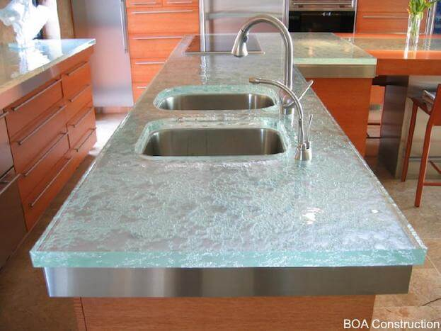 Tempered Glass Countertops What You Need To Know Glass