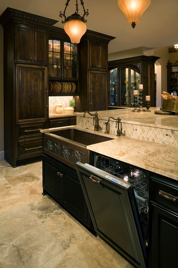 Kitchen countertop trends for 2015 - Pictures of kitchens with quartz countertops ...
