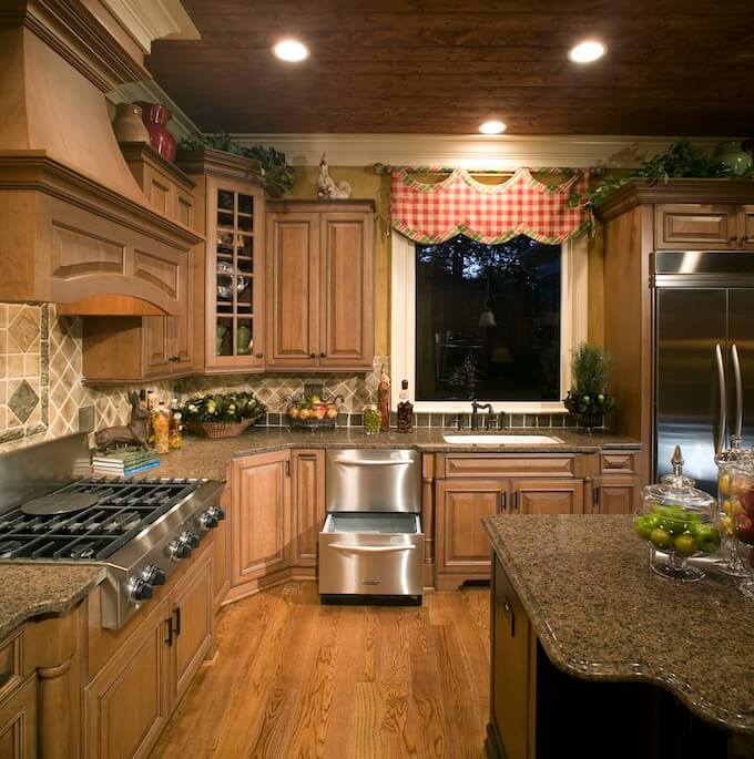 Kitchen Cabinets And Countertops Cost: Glazing Kitchen Cabinets Price