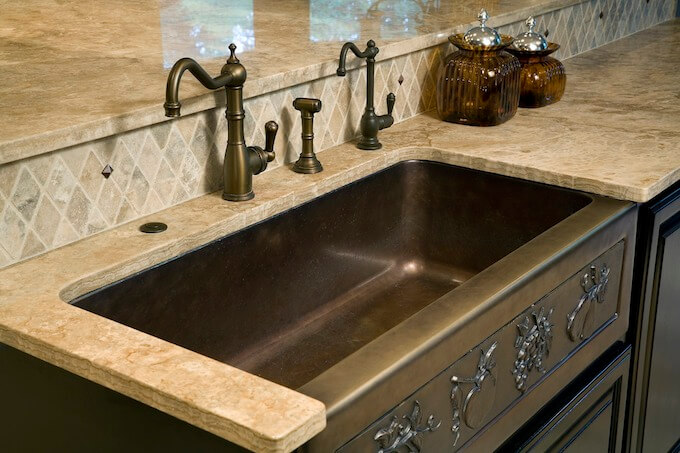 2017 sink installation cost cost to install a kitchen sink for Cost to install bathroom