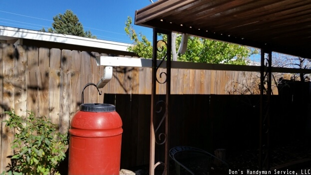 Connect Your Rain Barrel