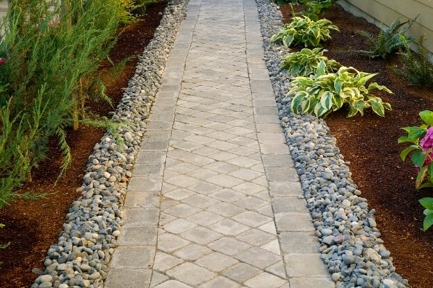 Create a Garden Path
