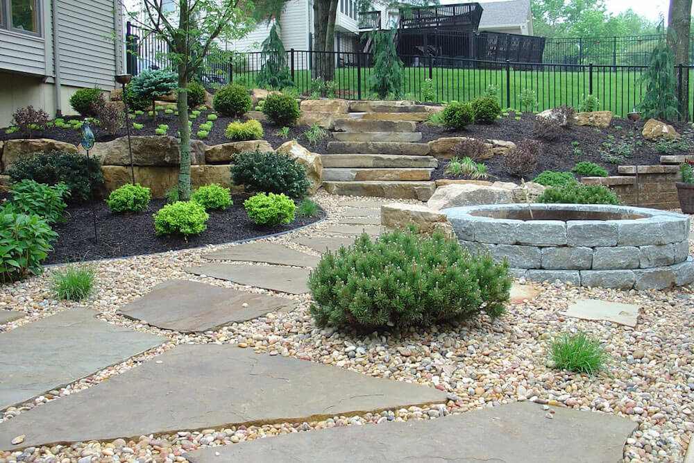 Crushed Rock Landscaping : Crushed stone prices rock costs advantages