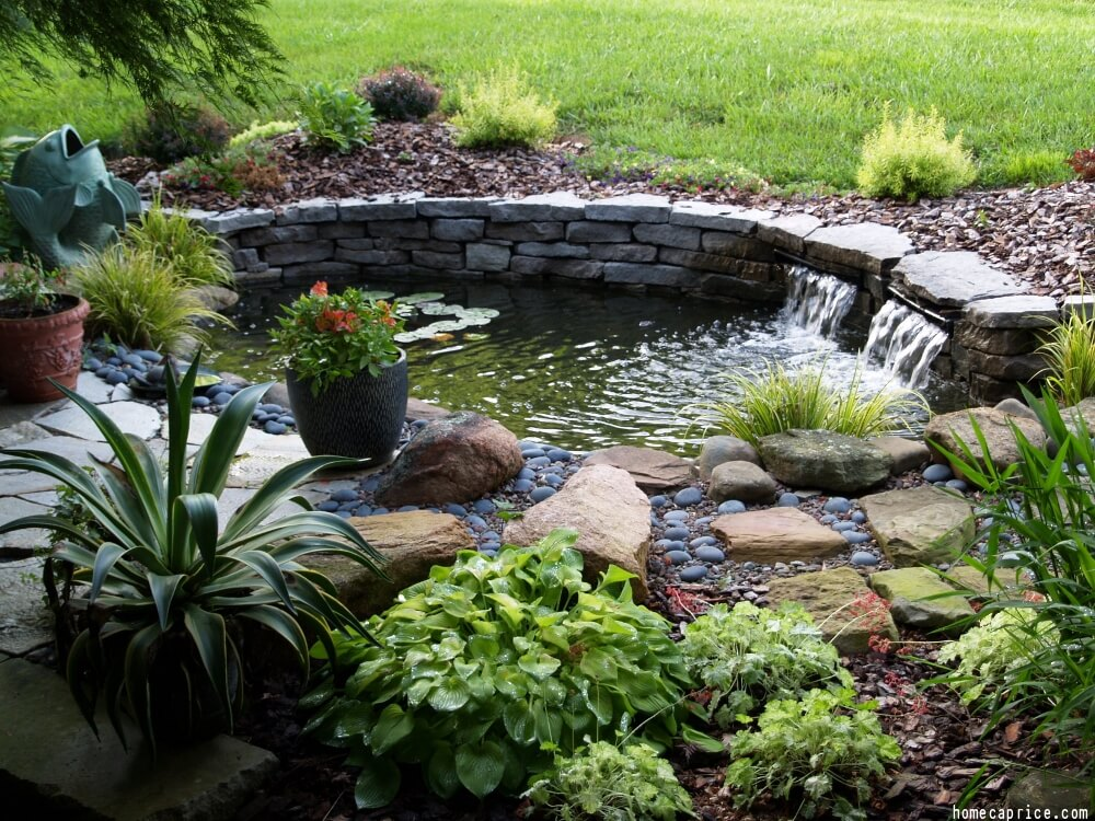 IInstall A Pond