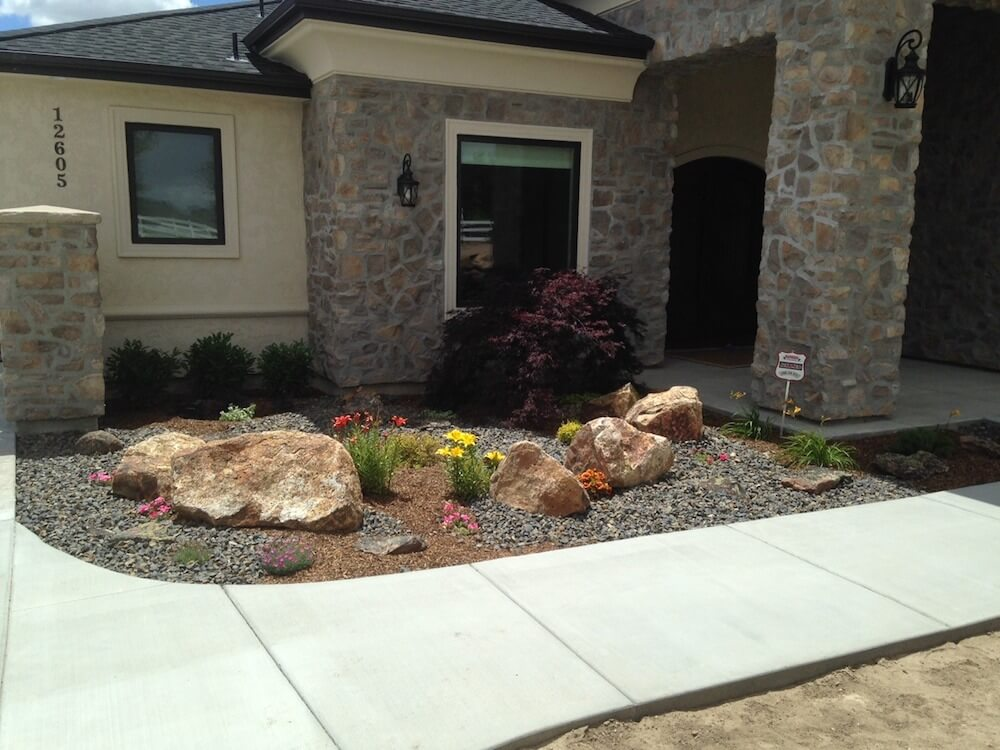 2017 landscaping rock prices decorative rock prices types for Cost to build a house in little rock