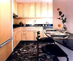 stone/tile kitchen flooring