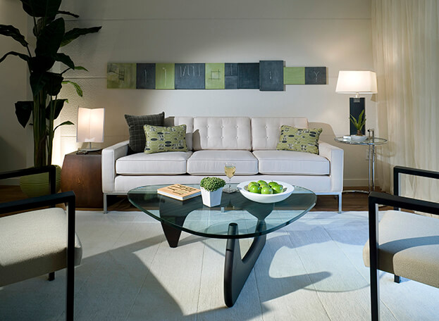 Rental Decorating Tips - Furniture