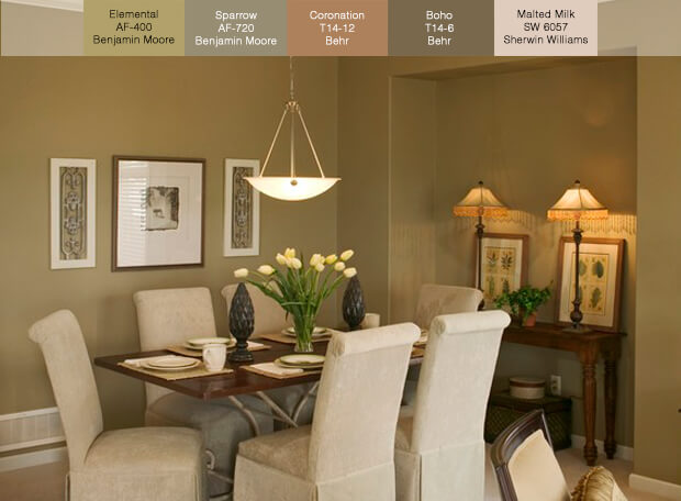 Popular Paint Colors For 2014 - Neutrals