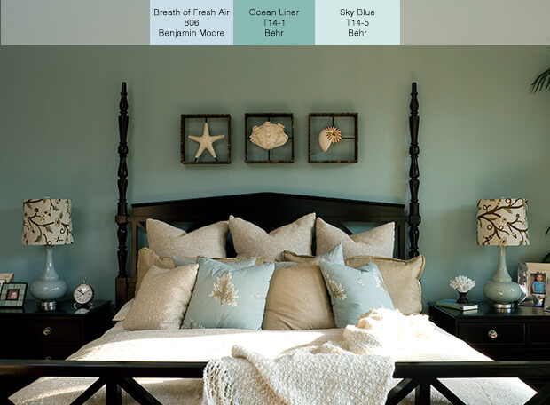 Popular Paint Colors For 2014 - Blue