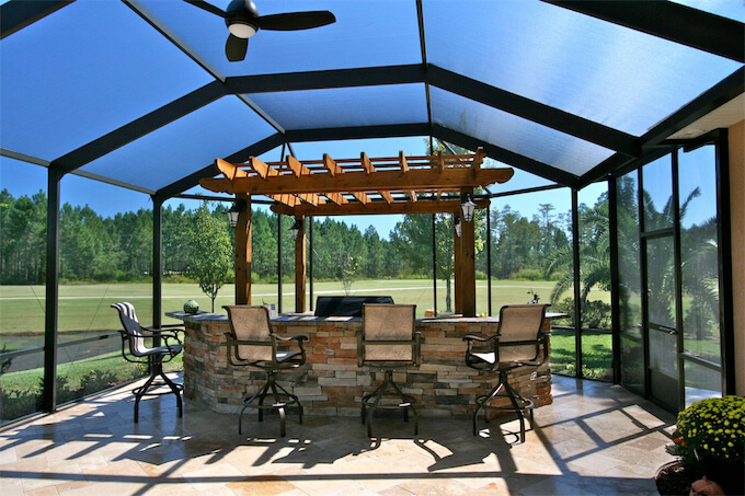 Common Repairs Needed for Patio Enclosures