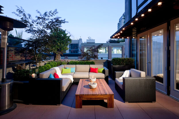 9 Great Patios