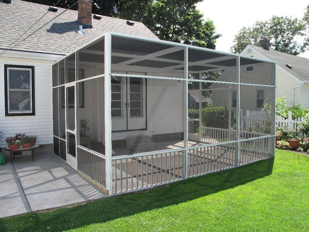 How much does a covered patio cost how much would it cost for Cost to build a covered deck