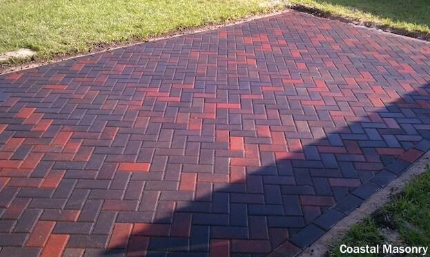 Small Brick Patio