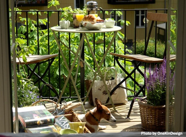 7 small patio design ideas to make the most of a small patio - Tiny Patio Ideas