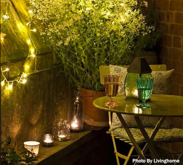 7 small patio design ideas to make the most of a small patio - How to create a small outdoor oasis ...