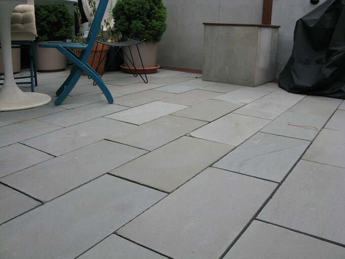 Bluestone Pavers Applications