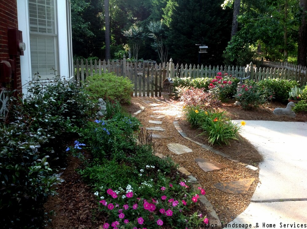 Garden Path Decor