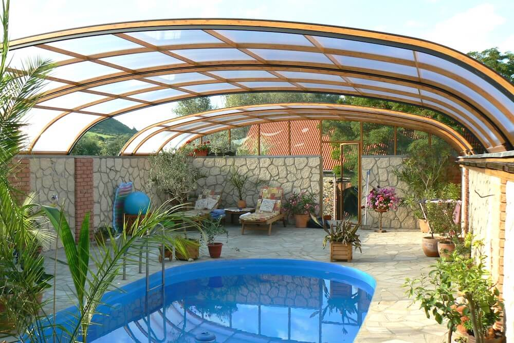 2017 pool enclosure cost screened in pool prices - Swimming pool screen enclosures cost ...