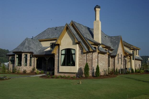 Asphalt Slate Roofing