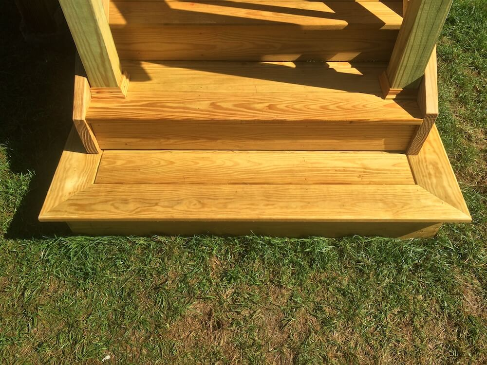 Exterior Stairs Cost