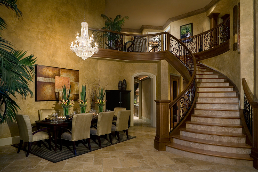 Large Staircase